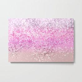 Unicorn Girls Glitter #21 #shiny #decor #art #society6 Metal Print