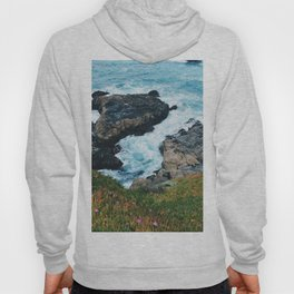 Standing on a Cliff Hoody