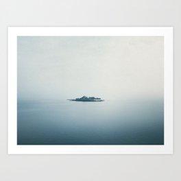 silence III Art Print