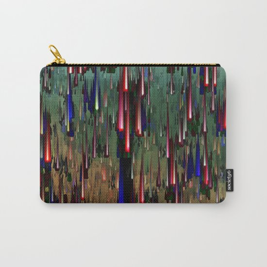 Raining Fiesta Carry-All Pouch