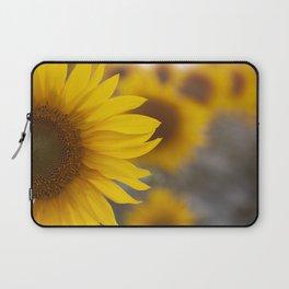 Sunflowers forever Laptop Sleeve