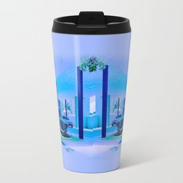 Swimming Hall of Fame, Fort Lauderdale, Fla.  Travel Mug