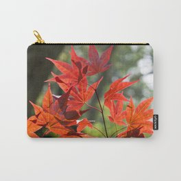 Sunlit Maples Carry-All Pouch