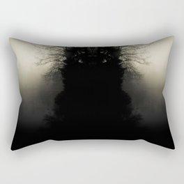 The Lurking Fear I Rectangular Pillow