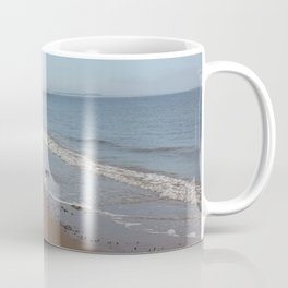 Broughty Ferry beach 4 Coffee Mug