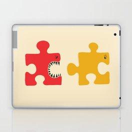 Puzzle Monster Laptop & iPad Skin