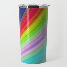 Rainbow Speed Travel Mug