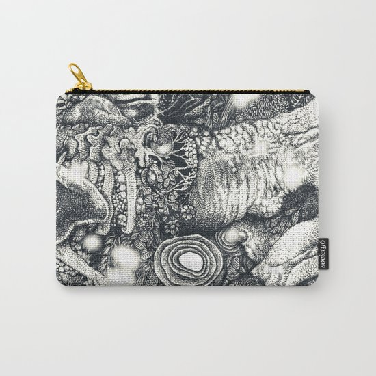 waiting  Carry-All Pouch