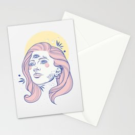 A Star is Born Stationery Cards