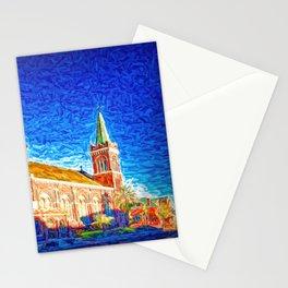 El Paso Train Station, Texas Stationery Cards