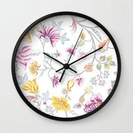 Chintz Essence Wall Clock