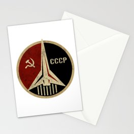 USSR Stationery Cards