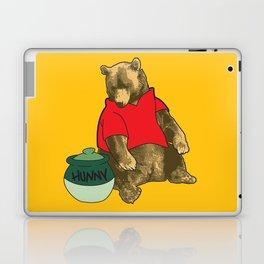 Pooh! Laptop & iPad Skin