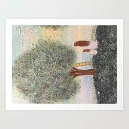Every child is a fairy tale Art Print