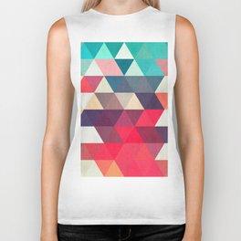 Geometry of triangles VI Biker Tank