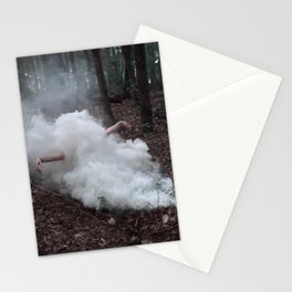 I ain't afraid of no ghost Stationery Cards