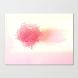 Pinkest pink Canvas Print