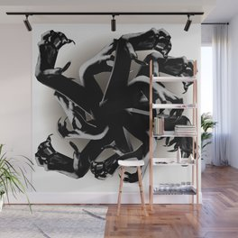 Claws Attack  Wall Mural