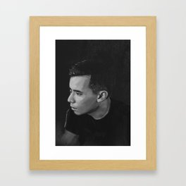 oliver hampton Framed Art Print