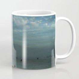 Mushroom Sunset Coffee Mug