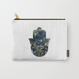 Fluid Hamsa Carry-All Pouch