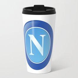 Napoli Logo Travel Mug
