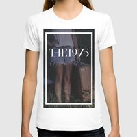 1975 T-shirts featuring 1975  by John Parvin McBride