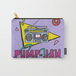 pump the jam Carry-All Pouch