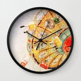 Sea Swings... Wall Clock