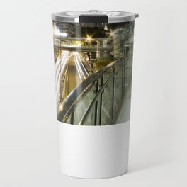 Hong Kong-Night View Travel Mug