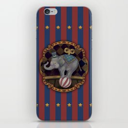 Clockwork Elephant iPhone Skin