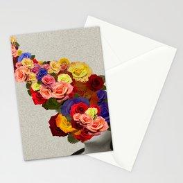 Flowerhead Stationery Cards