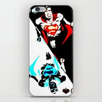 anonymous iPhone & iPod Skins featuring anonymous by Flo Zero