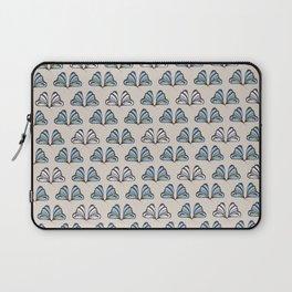 Madam Butterfly Print Laptop Sleeve