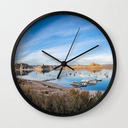 Lake Powell, AZ Wall Clock