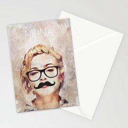 MDNA hipster by ilya konyukhov (c) Stationery Cards