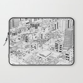 Asakusa, Japan Laptop Sleeve