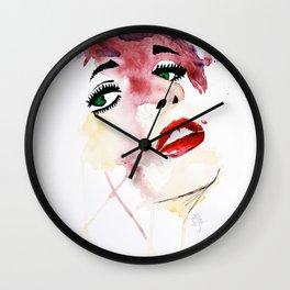 Sophie. Wall Clock