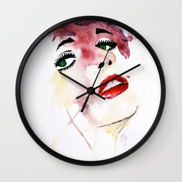 Sophie. Wall Clock