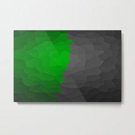 Two colors x1000 Metal Print