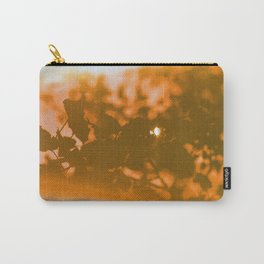 orange haze and white sunlight Carry-All Pouch
