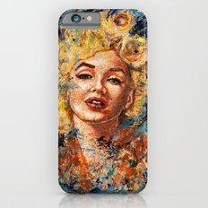blonde bombshell iPhone 6s Slim Case