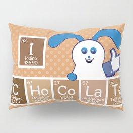 Ernest | Likes Chocolate Pillow Sham