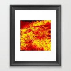 Hollowfield Three Months Framed Art Print