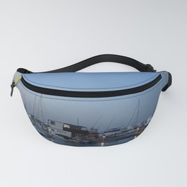 Boats at Nelsons Bay, NSW, Australia Fanny Pack