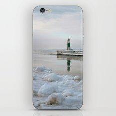 Winter in Holland, Michigan iPhone & iPod Skin