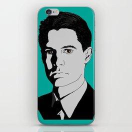 Agent Cooper iPhone Skin