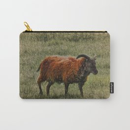 Soay Sheep Carry-All Pouch