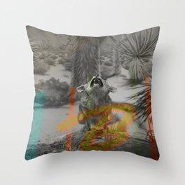 wilderness 11 Throw Pillow