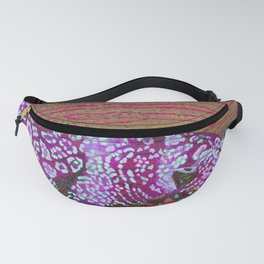 Diversity Power Panther Fanny Pack